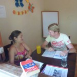 Enjoy one on one lessons to greatly improve you Spanish