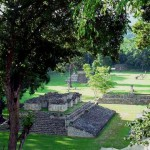 The beautiful ruins of Copan Ruinas, just a couple of minutes from the center